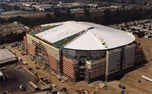 Nice Owned By The City Of Anaheim, Honda Center Officially Opened As Anaheim  Arena On June 19, 1993 With A Sold Out Barry Manilow Concert.