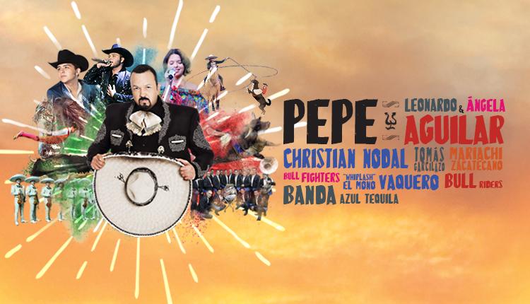 Pepe Aguilar Honda Center