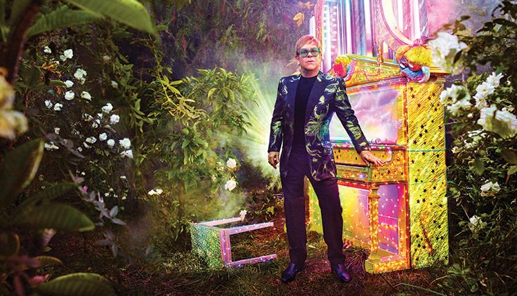 Elton John | Honda Center